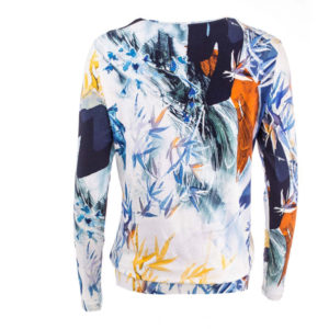 NED top Pronk LS Waterpaint