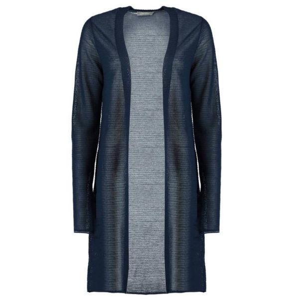 blauw geisha vest