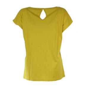Okergeel Geisha shirt 93251
