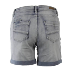 Geisha short blue denim