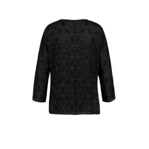 Expresso blouse Karla zwart
