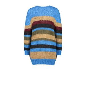 Expresso vest blauw