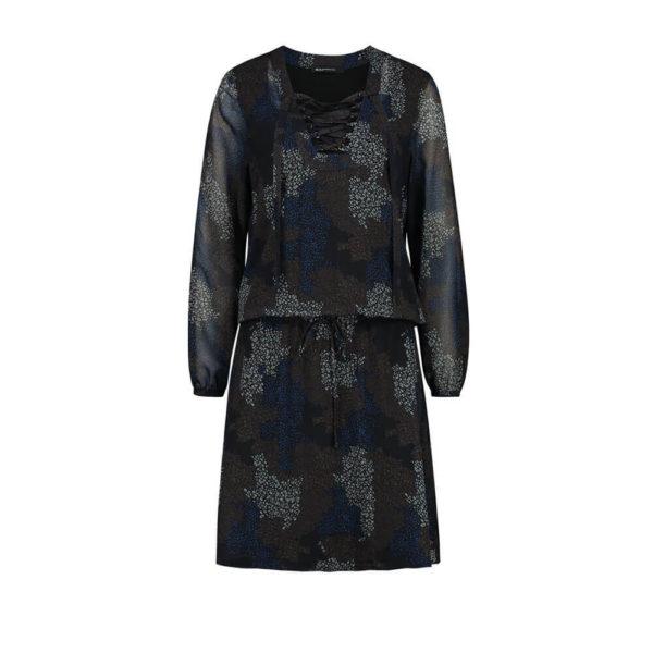 Expresso jurk Linsey fel blauw