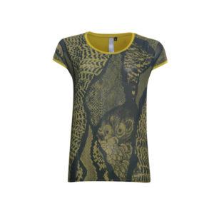Poools T-shirt 933186 bruin