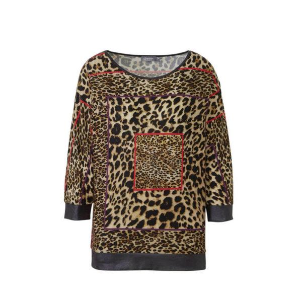 Geisha shirt 93693 panter dessin