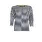 Pools trui met strepen, shop in de winkel of online bij Sistersmode.