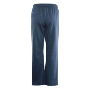 Poools broek wide in blauw