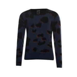 Sweater jacquard 033224