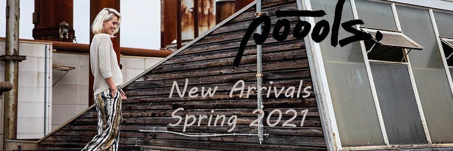 Poools voorjaar 2021