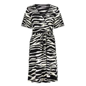 Geisha Jurk zebra 17130-20